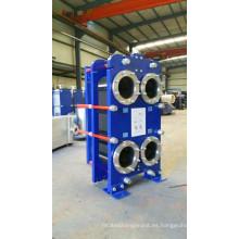 Intercambiador de calor de placas de titanio Swep Uxp-200 para agua de mar
