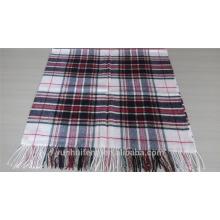 Châle de laine de haute qualité pour la décoration de la robe