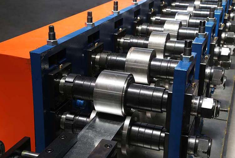 C Light Steel Keel Machine Roller