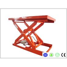 Heavy Duty Stationary Hydraulic Scissor Lift for Warehouse