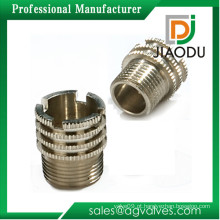 Venda Por Atacado latão cobre ppr acessórios macho inserções latão inserir ppr acessórios para tubos
