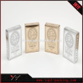 Hot sale retail paper perfume packaging boxes