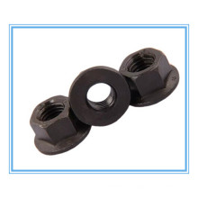 Porcas de colar sextavadas DIN6331