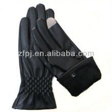 Fabricant dames habille des gants tactiles intelligents