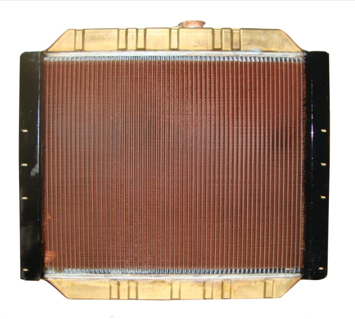CopperBrass Radiator for Truck 5