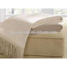 OEM Китай Оптовая дешевые тепло кашемир одеяло цена