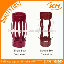 API Spec drilling centralizer for casing China
