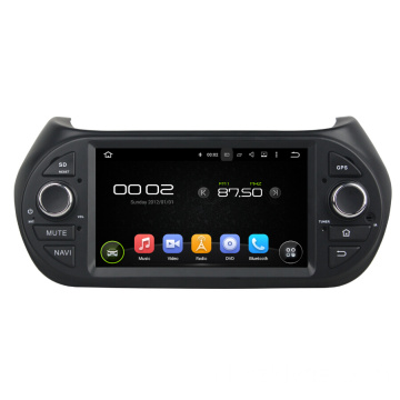 Fiat Fiorino Android Car Multimedia Player