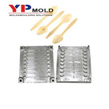 Inyección plástica del fabricante del molde de 24 cavidades con la cuchara caliente del plástico del runnder