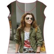 Wärmeübertragung T-Shirt (HTF-030701)