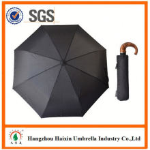 Sonderdruck, drei Falten Auto Regenschirm mit Logo