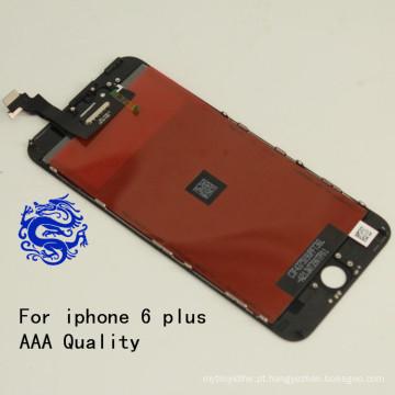 China Peças de LCD de tela de LCD para iPhone 6 Plus