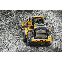 Caterpiller ашигласан 6Ton Wheel Loader 966L