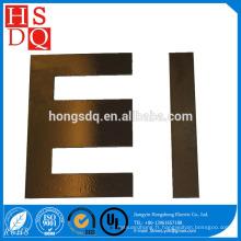 Feuille d'acier de silicium d'EI du prix usine pour le transformateur