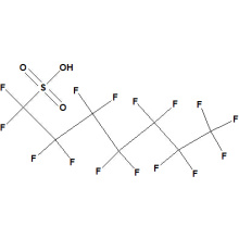 Ácido perfluoro-heptanossulfónico Nº CAS 375-92-8