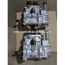 Pompe d'injection de carburant PC300-7 Pompe à huile d'injecteur S6D114 6745-71-1170 6745-71-1010 6745-71-1150