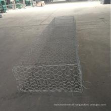 1x1x1m Competitive price gabion basket/ manufacture cheap pvc coated gabion