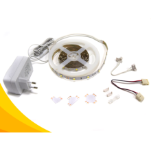 Led strip blister kit led flat light ip65