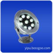 9x1W LED Pool Light with High Qualtiy