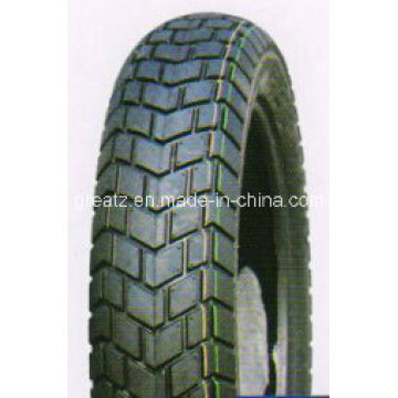 Moto pneu pneu sous vide des pneus Tubeless 110/80-19