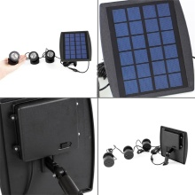 White Solar Underwater light