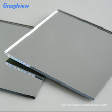 1mm silver and gold color acrylic mirror/decorative wall acrylic mirror sheet