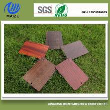 Revestimento em pó de efeito de madeira perfeito para portas