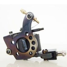 Hot sale for Best Carbon Tattoo Machine,Empaistic Tattoo Gun,Brass Tattoo Machines,Empaistic Tattoo Machine for Sale good quality Middling 8 coils tattoo machine supply to Congo, The Democratic Republic Of The Manufacturers