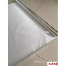 Pano de malha de fibra de vidro, laminação de fibra de alumínio folha de alumínio