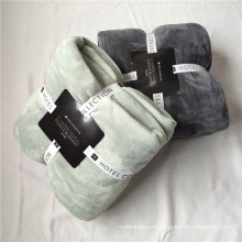 Manta de lana de franela al por mayor