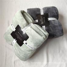 Фланелевое флисовое одеяло оптом