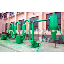 Double Stove Drying Machinery For Sawdust