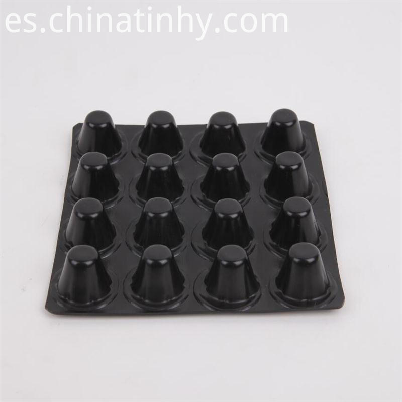 20mm Black Dimple Drainag Board