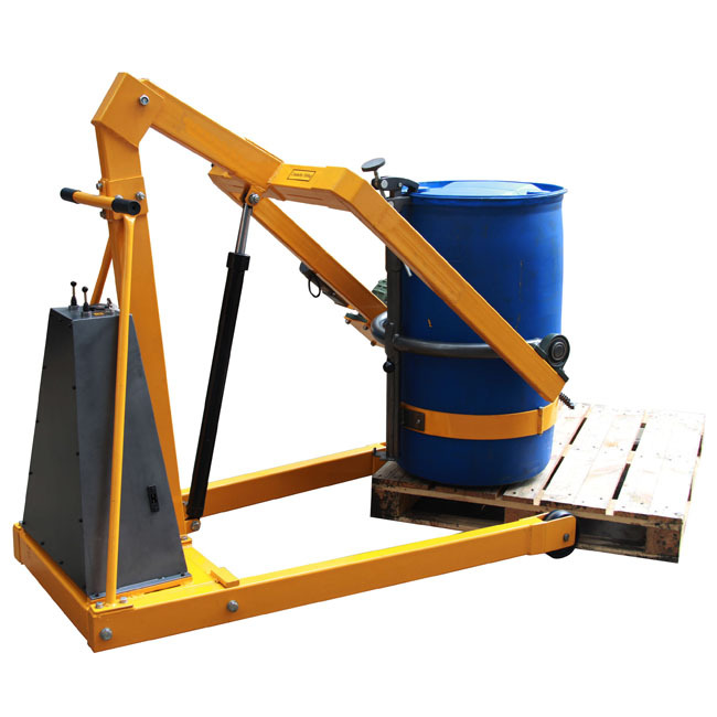 Pouring equipment2