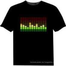 EL Glühent-shirt