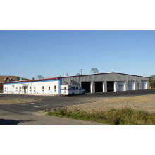 Large Prefabricated Steel Structure Storage Building (KXD-SSB1275)