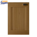 Customized modern mdf cabinet doors,wooden door making machine,frosted glass interior doors