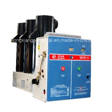 Disjoncteur à vide Vv Vs1 / R-12 avec mécanisme de fonctionnement latéral