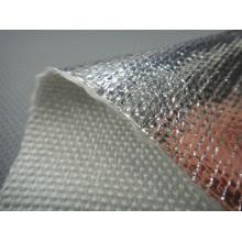 2025AL Aluminum Laminated Fiberglass Fabrics
