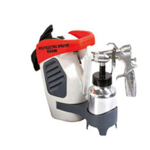 Nuevo modelo eléctrico HVLP Paint Sprayer Power Spray Gun bronceadora
