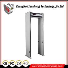 Bester Qualitäts-preiswerter Metalldetektor-Tür-Rahmen-Metalldetektor