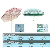 Parasol central de centre d'utilisation extérieure bon marché de 900mmx8k avec l'inclinaison (YSBEA0020)