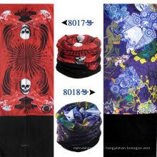 FASHION mais recente bandana esporte cachecol headwear multifuncional mágica ao ar livre moda lenço de moda lenço quente bandana
