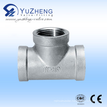 Industrial Stainless Tee Reducer Manufacturer