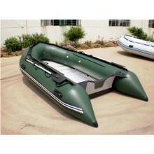 Bote de PVC inflable de alta velocidad