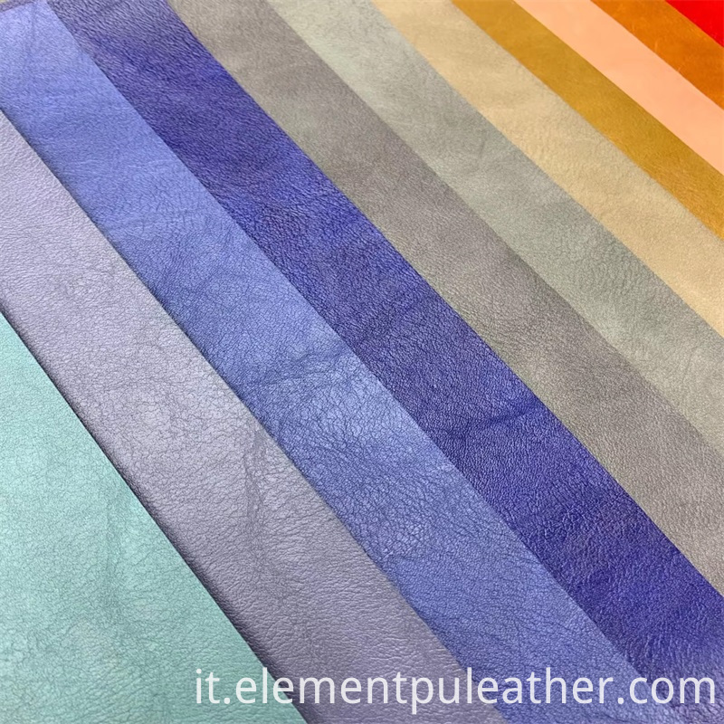 PU Synthetic Textured Faux Leather