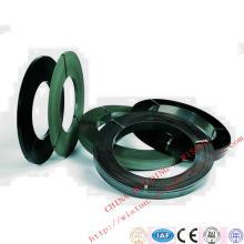 Courroies en acier à bande en acier pour l'emballage en Chine