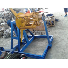 Hydraulic Uncoiler for Roll Forming Machine