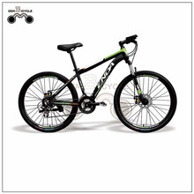 BICICLETA DE BICICLETA DE SUSPENSÃO 26INCH 24-SPEED FORK MOUNTAIN BIKE