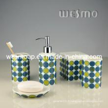 Coordonnées du bain de porcelaine en carton (WBC0626B)